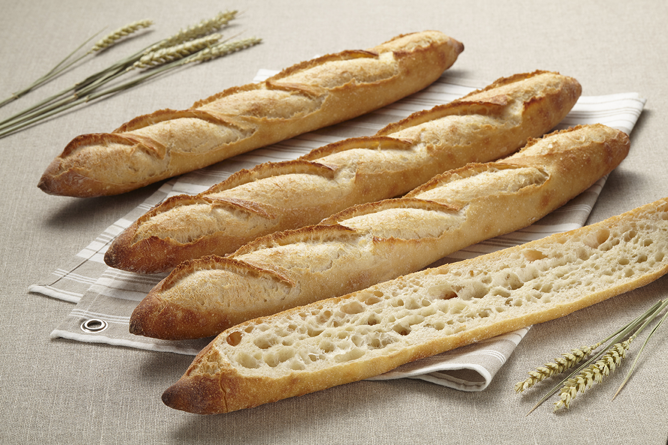 Baguette Tradition Alcina (Levain de froment)